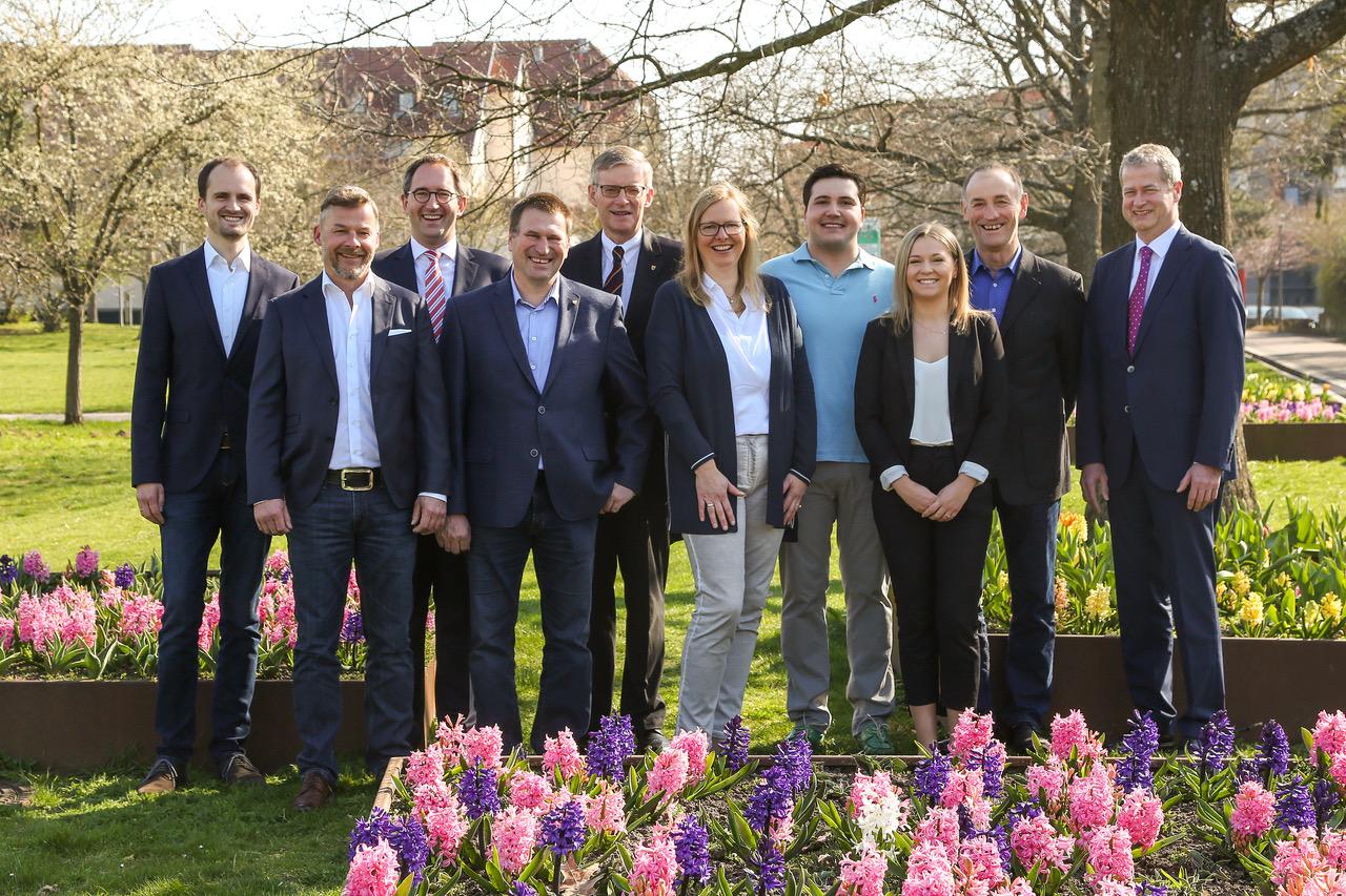 Kandidaten CDU Kreistagswahl 2019 Wahlkreis 11 Bad Rappenau